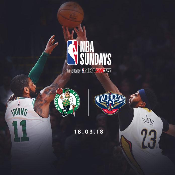 Pelicans - Celtics