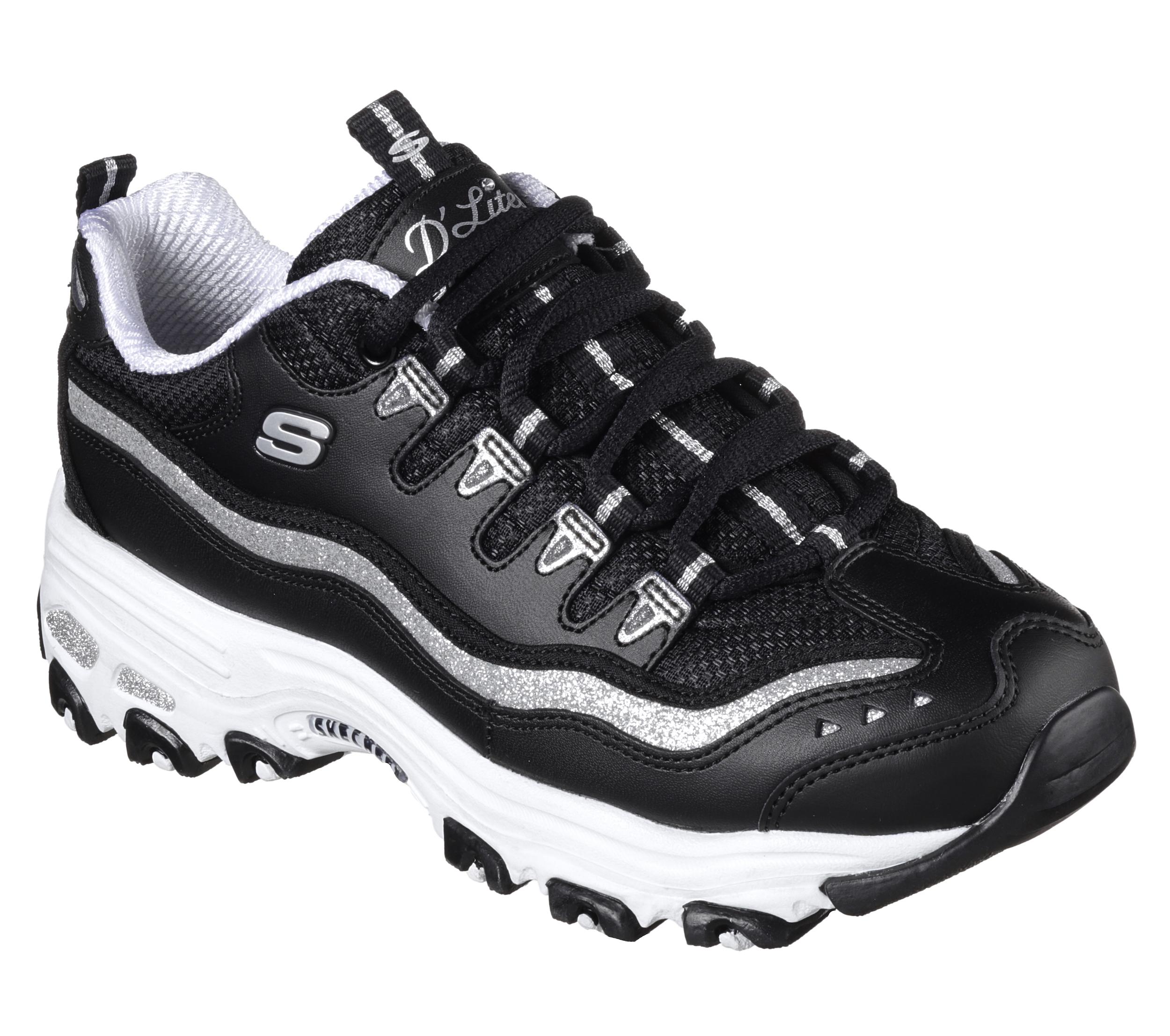 Skechers D'Lites Il grande ritorno delle chunky sneakers