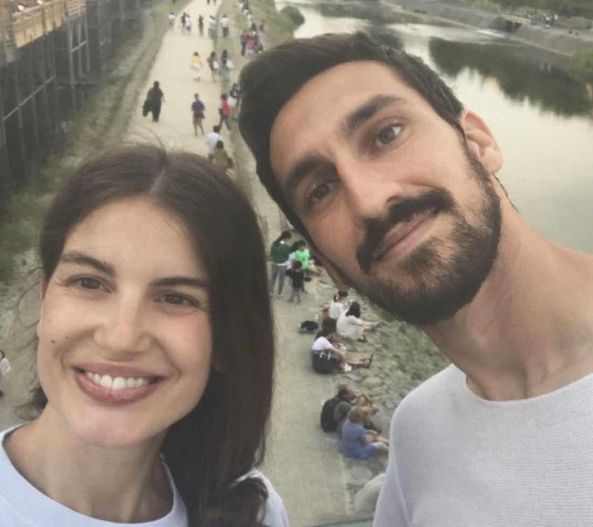 La compagna di Astori sommersa dai messaggi di cordoglio: a Francesca  Fioretti arriva anche quello del Grande Fratello