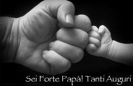 19 marzo, Festa del papà: Manda la tua foto
