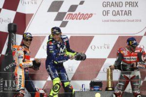 Dovizioso Rossi Marquez