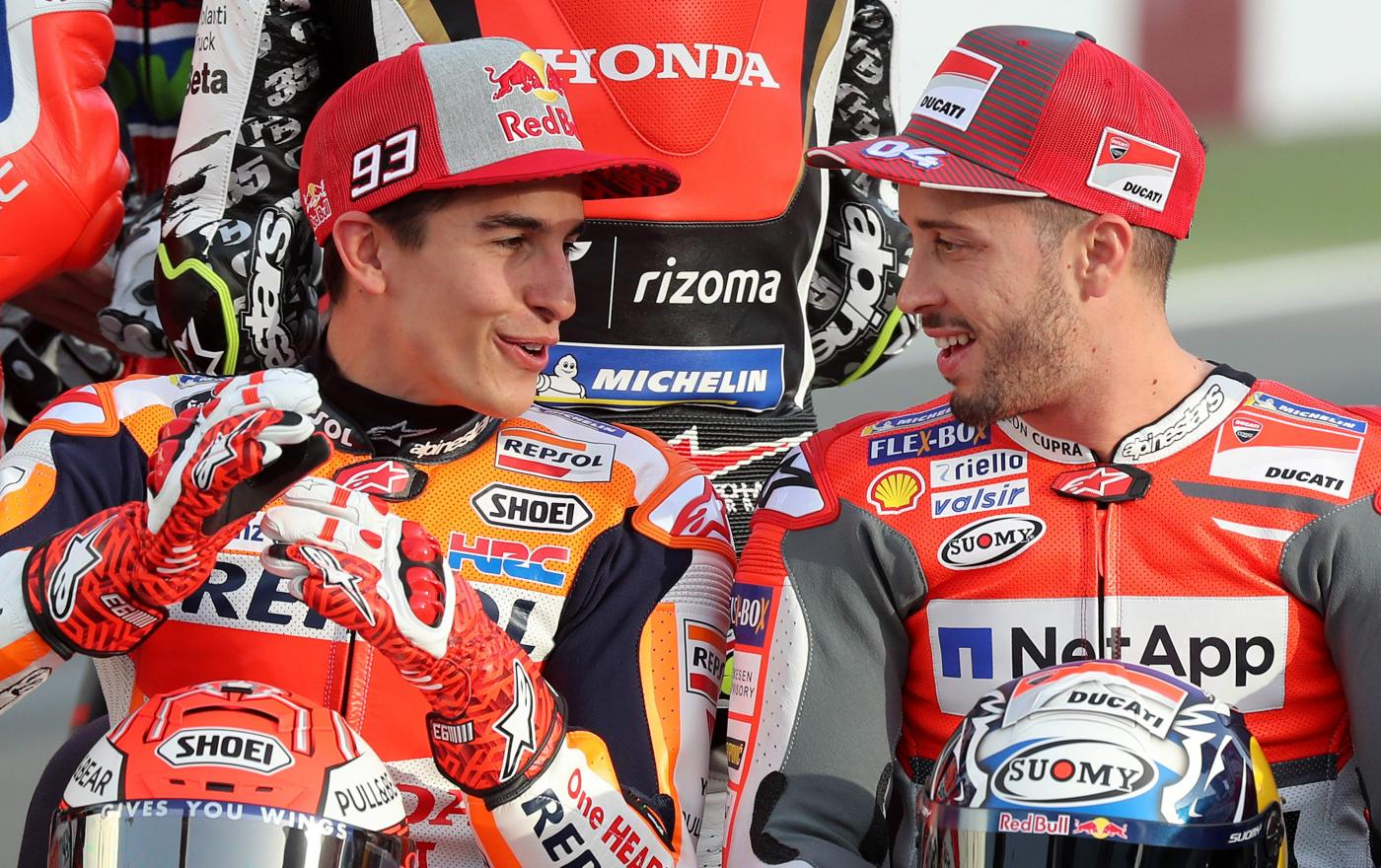 MotoGP, Dovizioso ora è tranquillo: