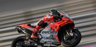 Test Qatar MotoGp Ducati