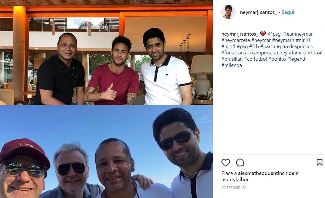 Real Madrid, l'annuncio del Psg su Neymar