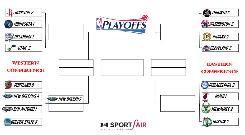 Playoff NBA - I risultati della notte: Pacers-Cavs 100-104; Wizards-Raptors 106-98; Bucks-Celtics 104-102; Spurs-Warriors 103-90