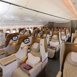 emirates Suite Privata di First Class
