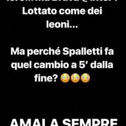 Fognini Inter-Juventus