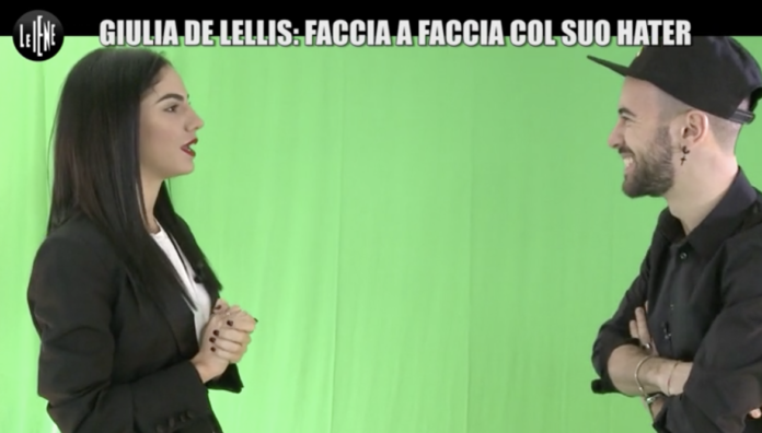 GIULIA DE LELLIS HATERS