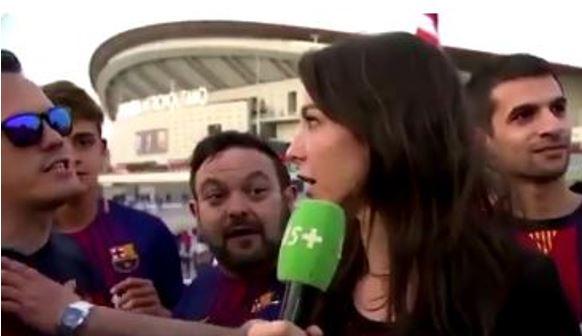 Giornalista Barcellona
