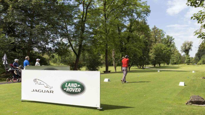 Jaguar Land Rover Golf Challenge
