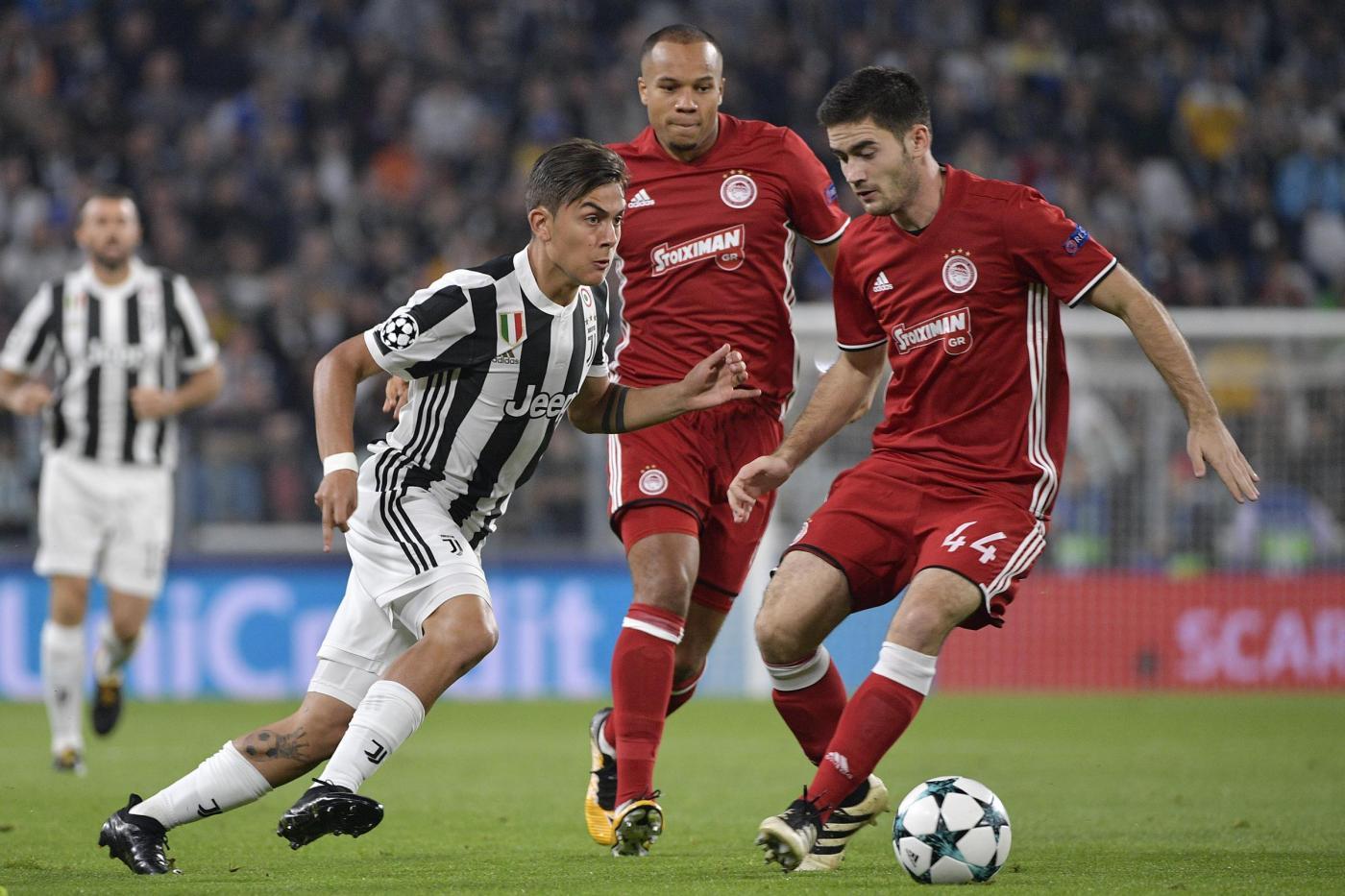 Juventus, senti Pirlo: