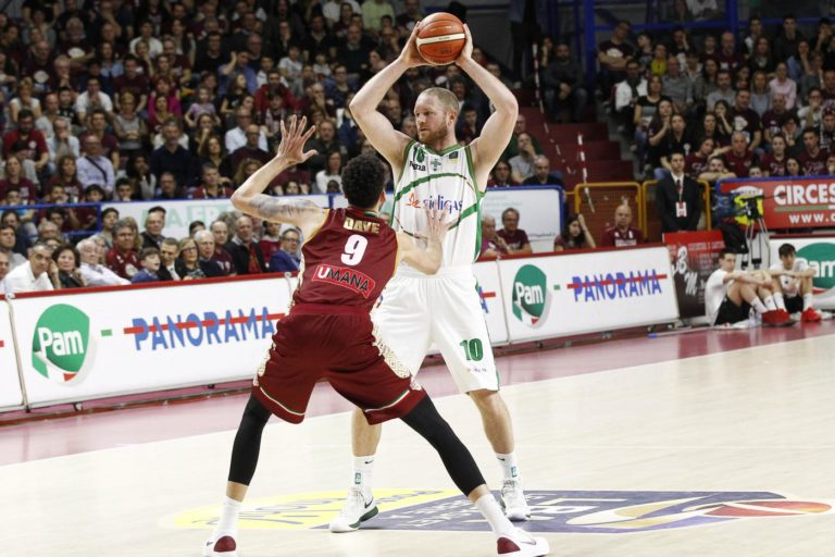 Basket Umana Reyer Venezia vs Sidigas Avellino