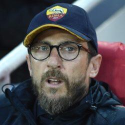 EusebioDi Francesco ha cercato di dare morale alla sua Roma dopo la sconfitta in quel di Liverpool, al ritorno serve una gara diversa