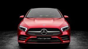 Mercedes Classe A L berlina