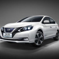 Nissan Sylphy Zero Emissions