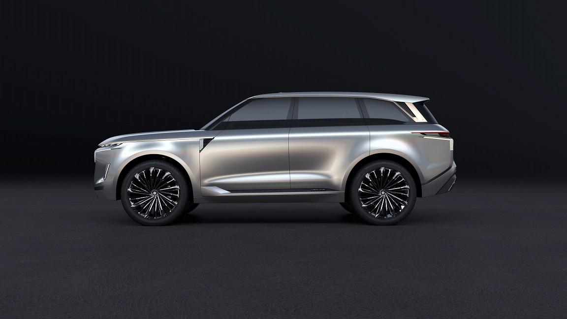 "Nissan Venucia ""The-X"" concept"