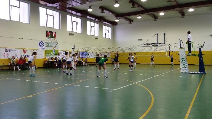 PM Volley Potenza - Pallavolo Trepuzzi