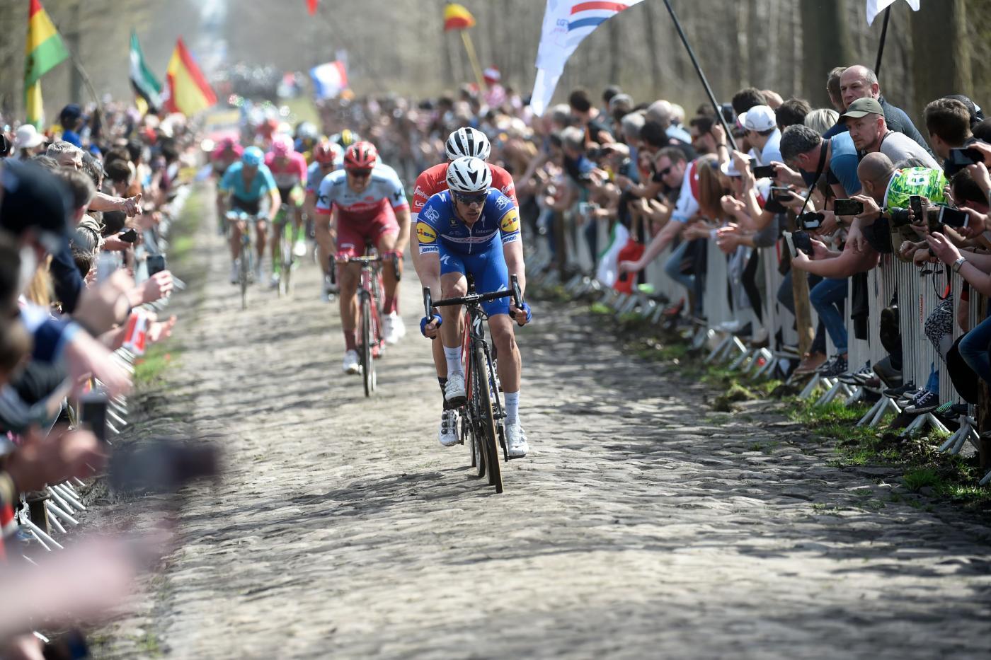 Amstel Gold Race: gran colpo di Valgren, Gasparotto è terzo