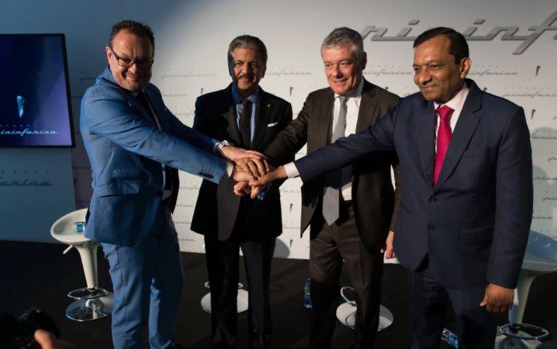 Nasce Pininfarina automobili, Mahindra produrrà vetture di lusso con il marchio torinese