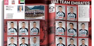Uae Team Emirares album