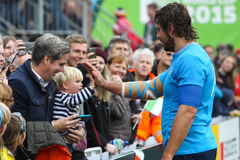 Rugby - Valerio Bernabò ha annunciato il suo ritiro. A fine stagione il rugbista terminerà la sua carriera agonistica dopo 12 anni in azzurro e 33 caps e 2 mondiali giocati (credit Sebastiano Pessina)