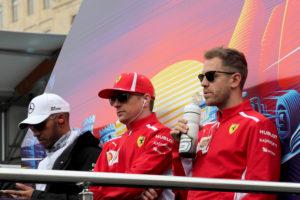 """F1, a tutto Vettel : """"mi manca molto Schumacher, sul futuro"""