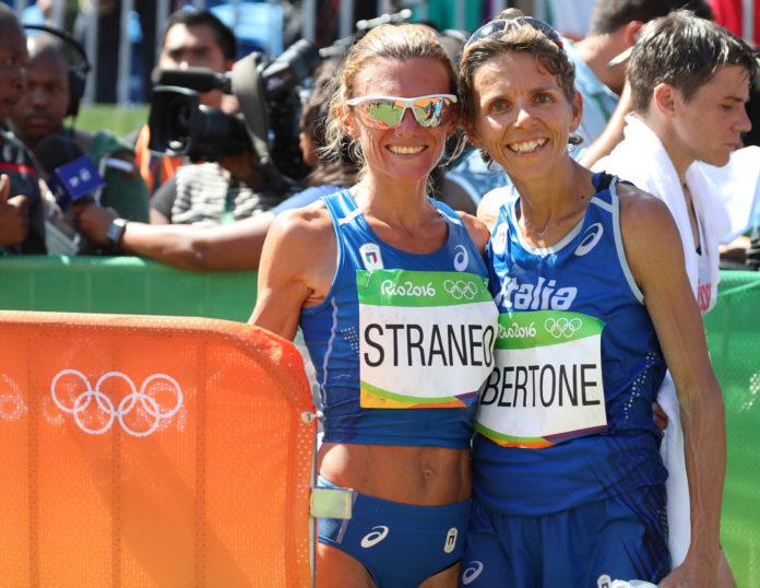 Straneo Bertone atletica