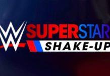 WWE Superstar Shake Up