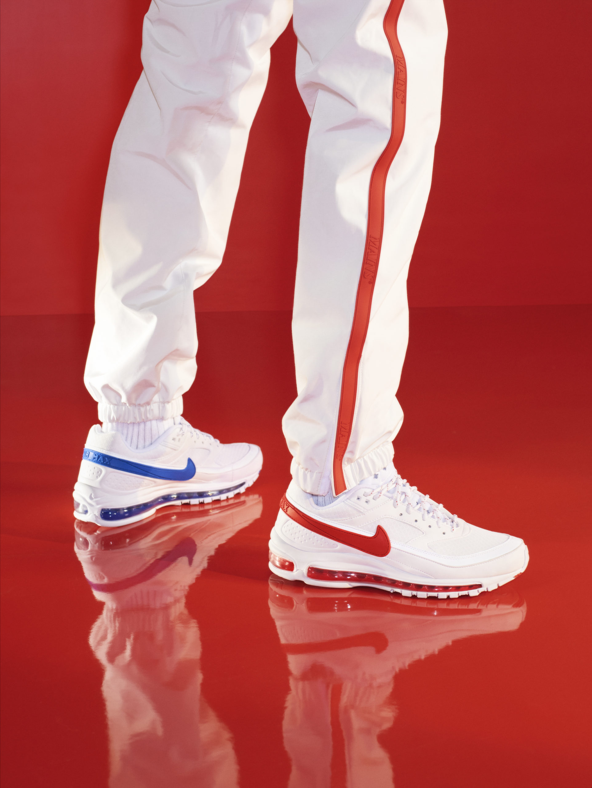 Nike Air Max 97 BW SK Nascono le sneakers in
