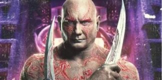 Batista Drax Avengers Infinity War