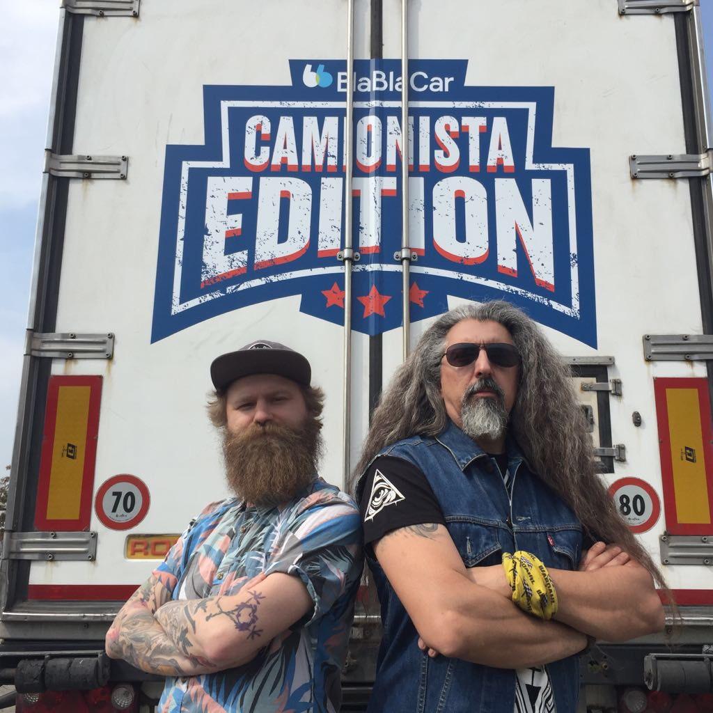 Chef Rubio on the road con i camionisti