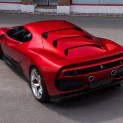 Ferrari SP38: incredibile capolavoro del Cavallino Rampante
