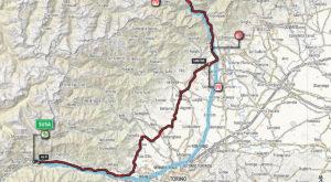 Giro d'Italia – Altimetria, percorso e favoriti della 20ª ta