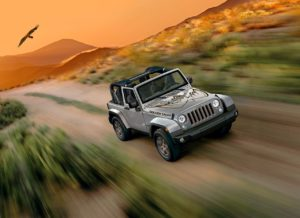 Jeep Wrangler Golden Eagle