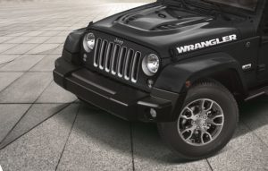 Jeep Wrangler Chief Edition