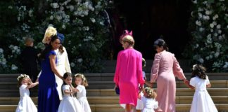 Jessica Mulroney royal wedding