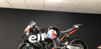 Kawasaki Puccetti Racing - ELF