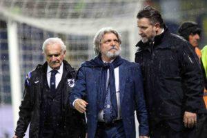 Sampdoria - Napoli ferrero