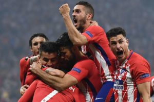 Due gol per un… tris |  Griezmann regala la terza Europa League all'Atletico |  il Marsiglia