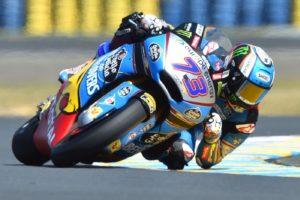 "Moto2, ""Pecco show"" al Gp di Francia: Bagnaia domina Marquez"