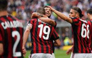 Manita Milan per l'Europa, il Crotone retrocede in Serie B: