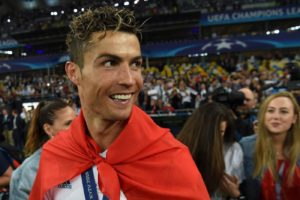 Real Madrid, scintille Florentino Perez Cristiano Ronaldo: i
