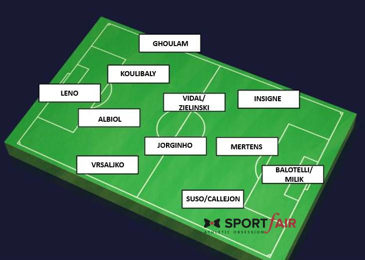 Come cambia il Napoli con Ancelotti? Nuovo modulo e botti di