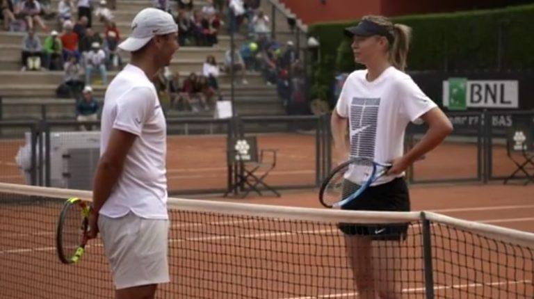 Nadal Sharapova