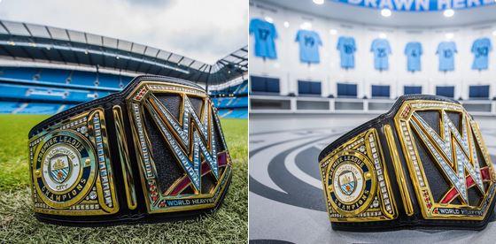 Titolo WWE Manchester City
