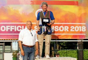 Tiro a volo – Fossa Olimpica: Ugo Rovetta campione provincia