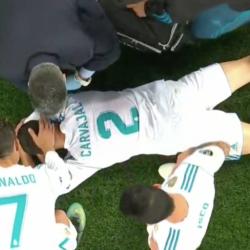 Real Madrid Liverpool, il dramma sportivo di Carvajal: fuori
