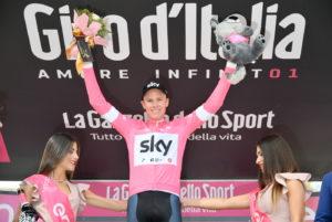 """Giro d'Italia, Froome spiazza tutti: """"piano impeccabile. Tif"""