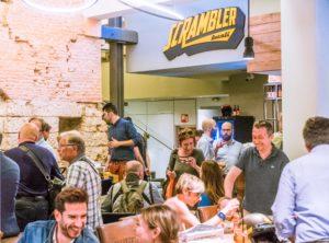 Apre il secondo Scrambler Ducati Food Factory a Bologna