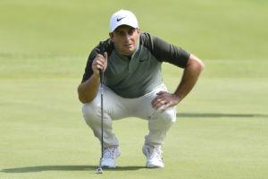 Golf – BMW PGA Championship: Francesco Molinari risale al no